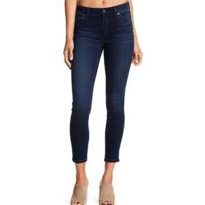Joes Jeans Skinny Ankle Flawless Size 32 high rise